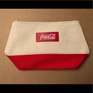 Coca Cole Cosmetic Bag